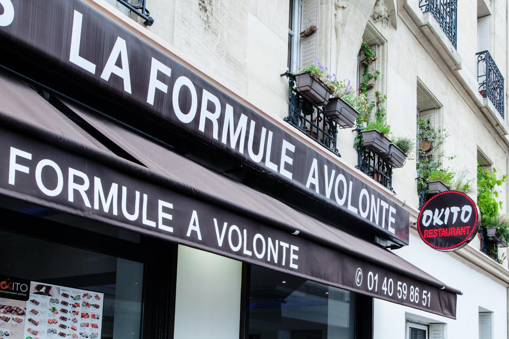OKITO Bir-Hakeim - Formule à Volonté | Site officiel
