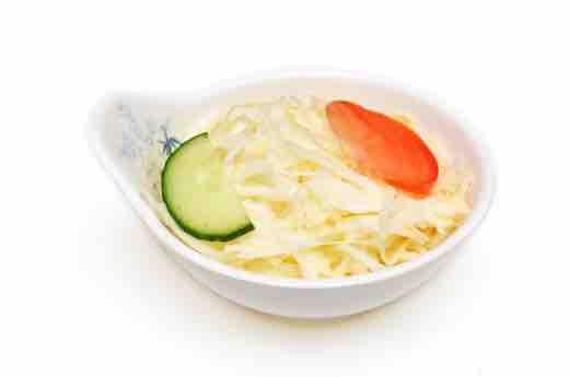 E2 Salade de choux