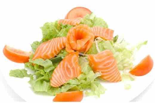 E6 Salade de saumon